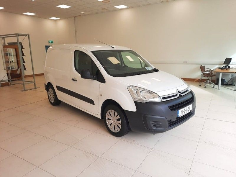 Citroen Berlingo LX BLUEHDI 75BHP