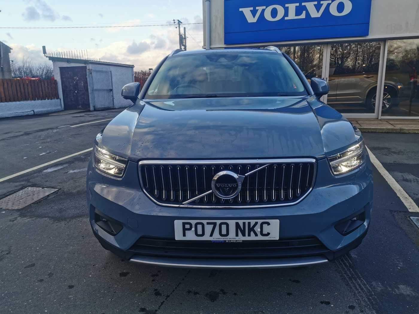 Volvo XC40 1.5h T5 Twin Engine 10.7kWh Inscription Pro Auto (s/s) 5dr