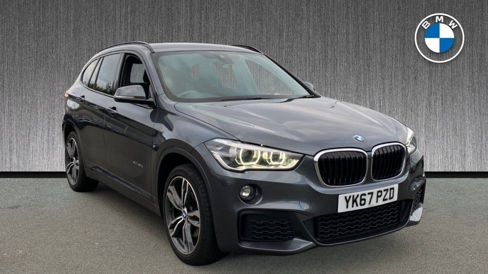 Image 1 - BMW xDrive20d M Sport (YK67PZD)