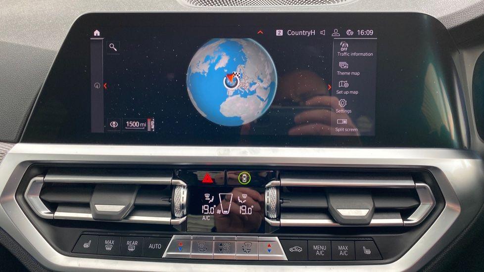 Image 21 - BMW 320d M Sport Saloon (YB69WNN)