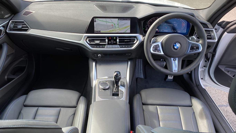 Image 4 - BMW 420d M Sport Coupe (YG70GCO)