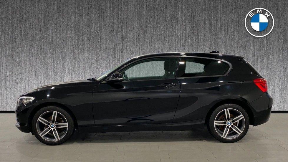 Image 3 - BMW 118i Sport 3-Door (LW17DCU)