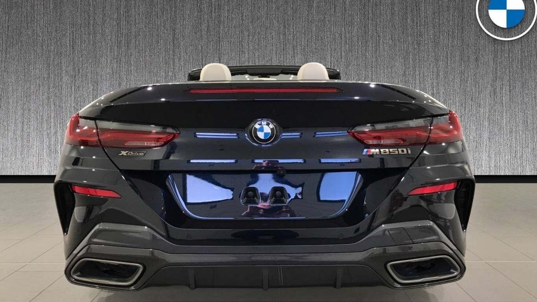 Image 15 - BMW M850i xDrive Convertible (YC69FNL)