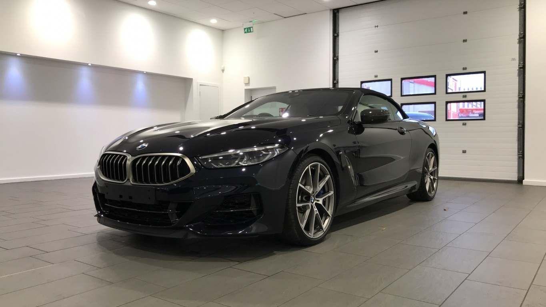 Image 21 - BMW M850i xDrive Convertible (YC69FNL)