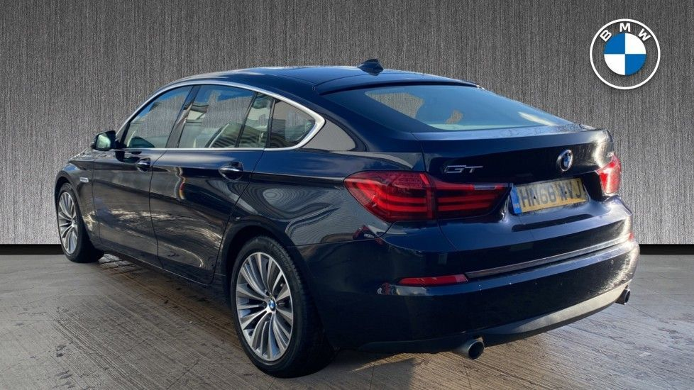 Image 2 - BMW 535d Luxury GT (HN66WVJ)