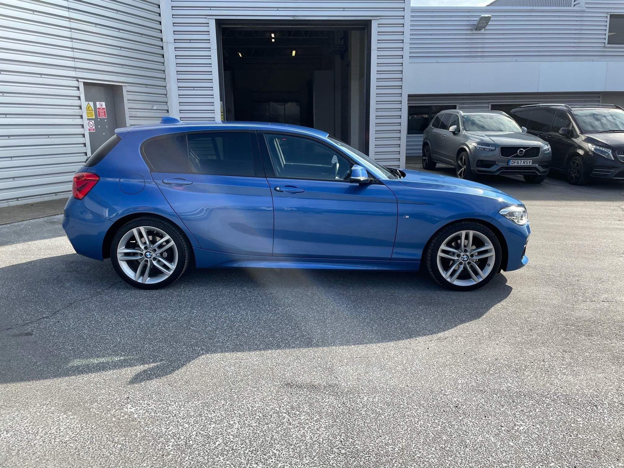 Image 3 - BMW 118d M Sport 5-Door (YF65XJM)