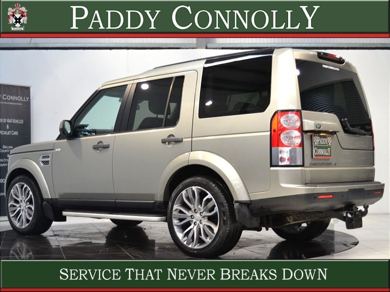 Used Land Rover Discovery *5  Seat N1 Bus.Class* TDV6 (2012)
