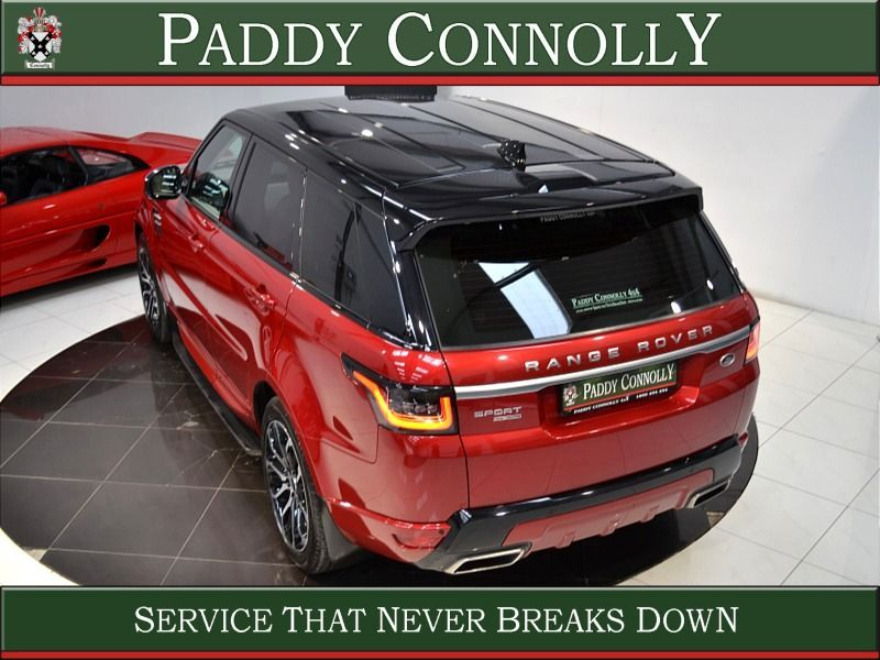 Used Land Rover Range Rover Sport *5 Seat N1 Bus.Class* HSE SDV6 (2018 (181))