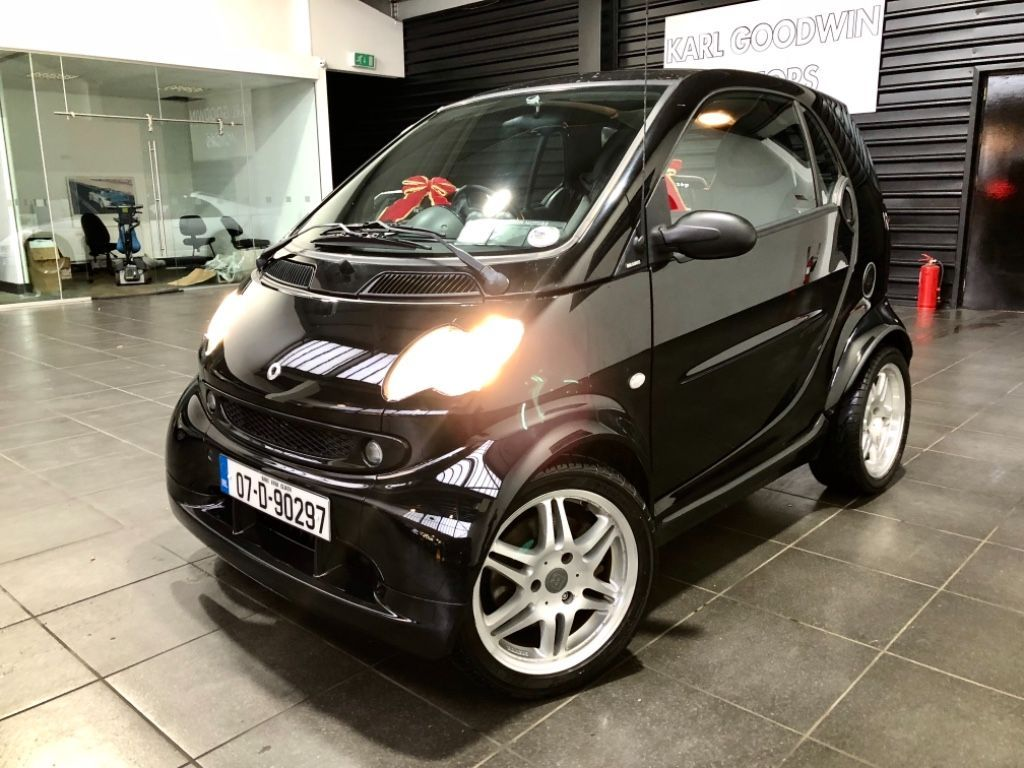 Used Smart fortwo BRABUS 74BHP AUTO LOW MILES (2007)