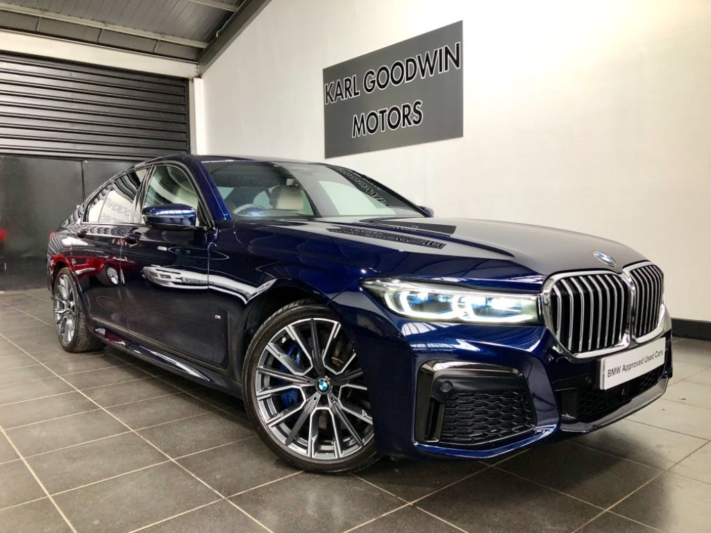 BMW 7 Series 745 E-HYBRID M-SPORT LOW MILEAGE