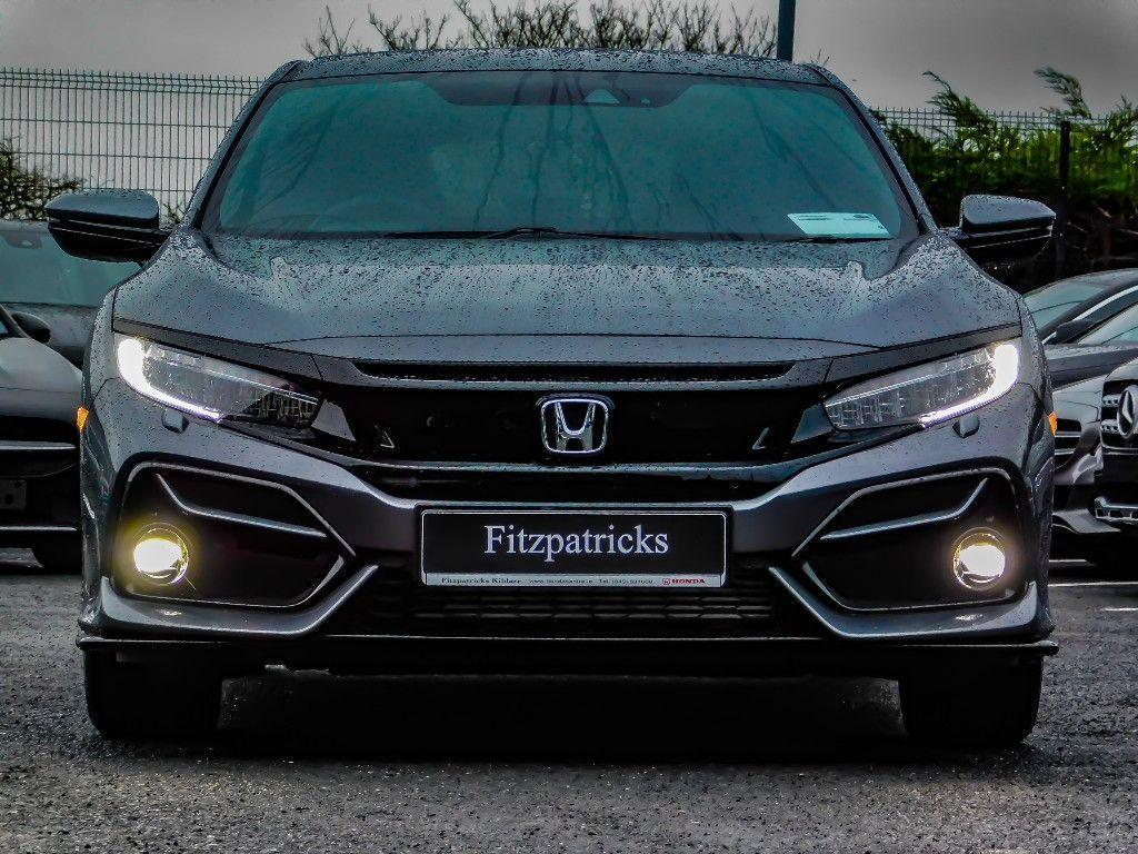 Honda Civic VIDEO TOUR - 1.5 VTEC TURBO - 182 BHP