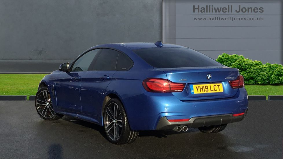 Image 2 - BMW 420d xDrive M Sport Gran Coupe Auto (YH19LCT)
