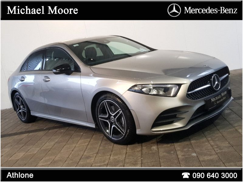 Mercedes-Benz A-Class A180d SALOON AMG NIGHT PACK AUTO