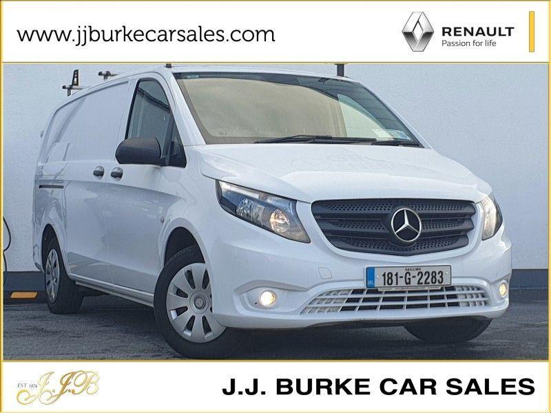 Mercedes-Benz Vito 114 KA/L 2.1 CDi 134bhp Eu6