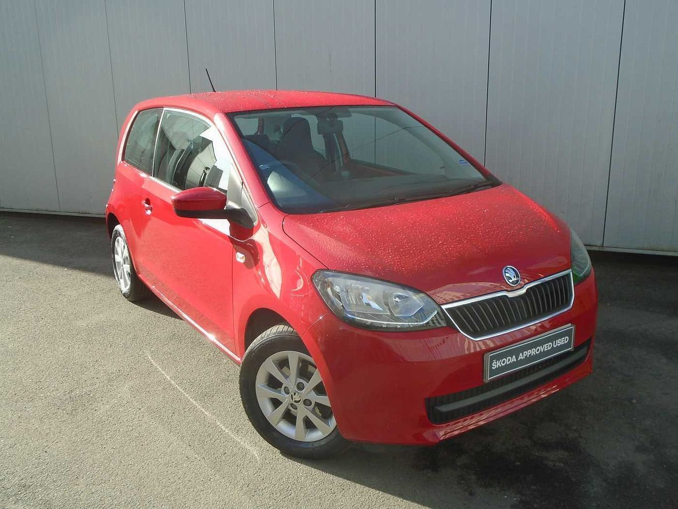 ŠKODA Citigo 1.0 MPI (60PS) SE Hatchback 3-Dr