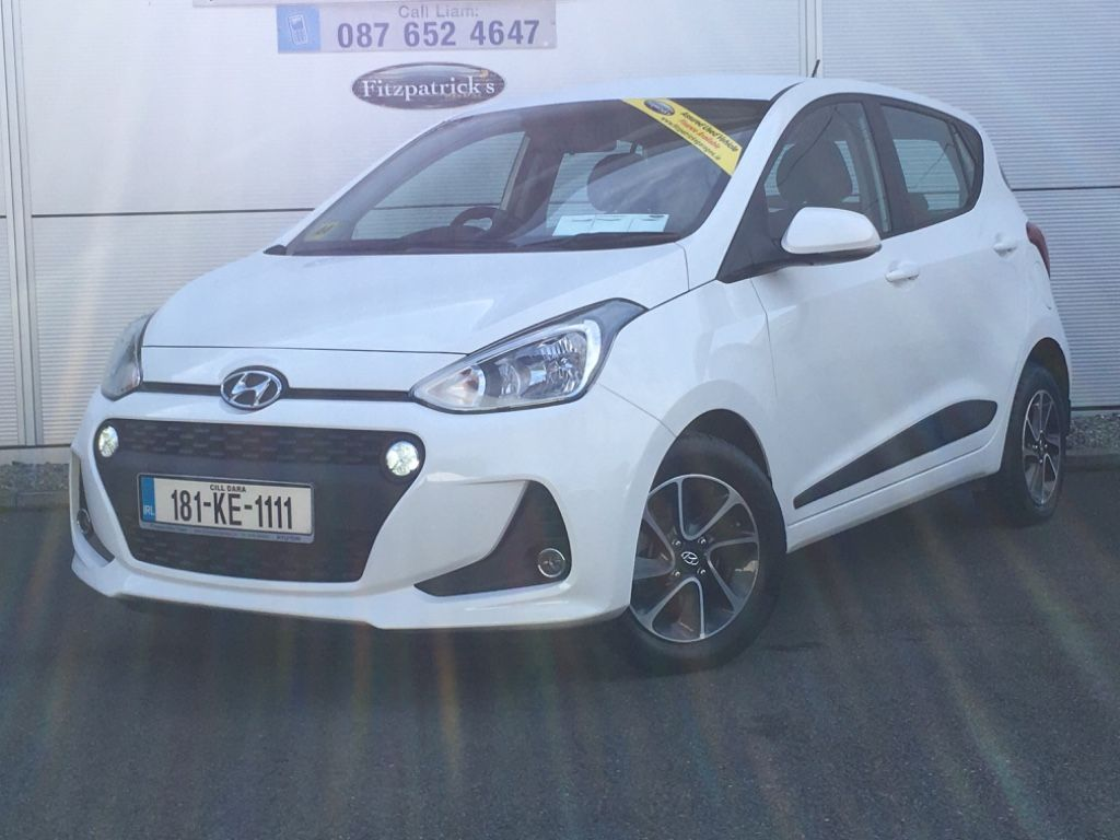 Hyundai i10 **VIDEO TOUR** New In Stock - 1.0 DELUXE Model A/C, Bluetooth, Alloys 3 YEARS WARRANTY AND AA......