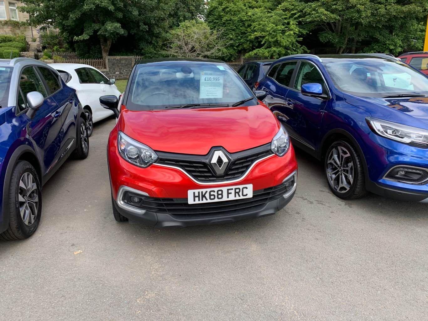 Renault Captur Iconic Tce