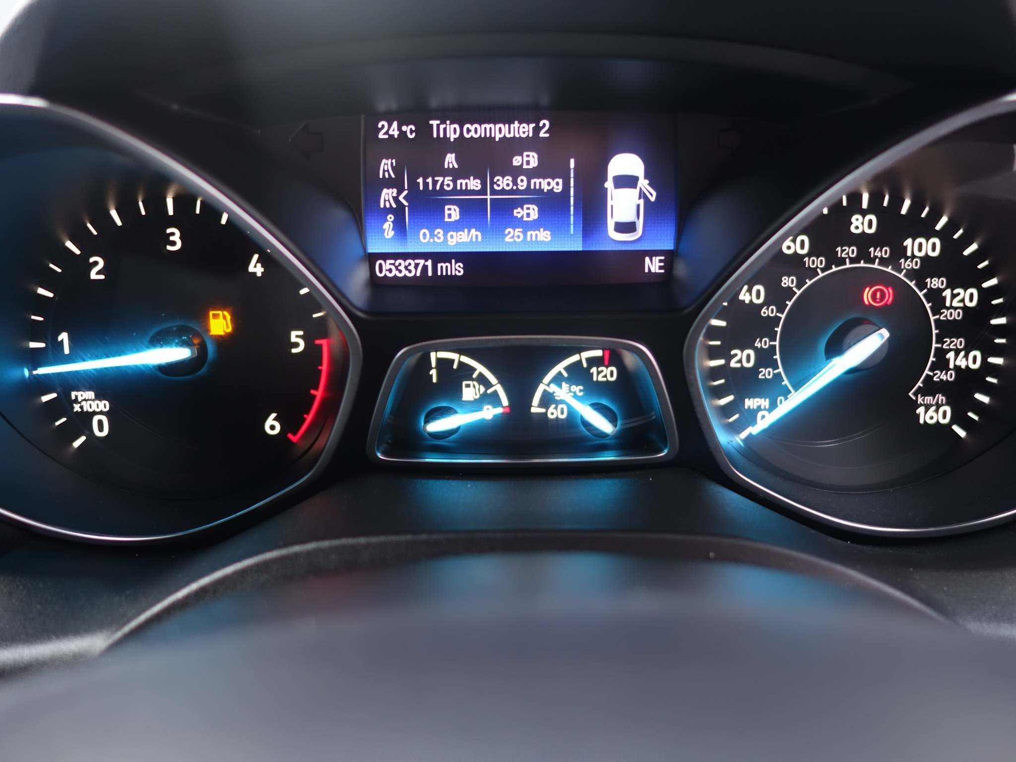 Ford Kuga 2.0 TDCi EcoBlue ST-Line (s/s) 5dr – HW66LWM
