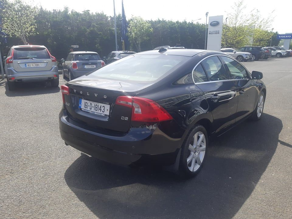 Used Volvo S60 D2 SE GT 4DR AUTO (2016 (161))
