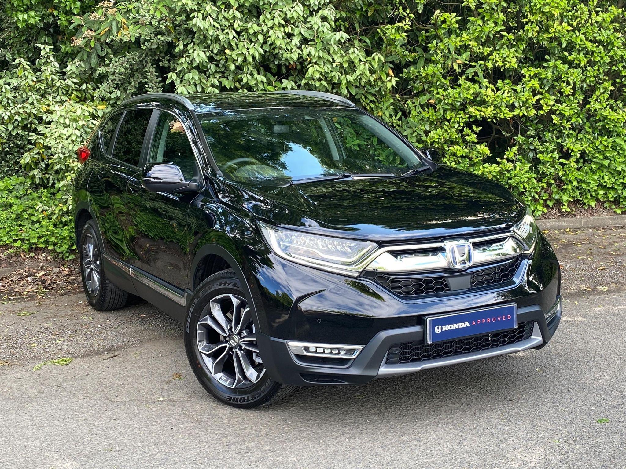 Honda CR-V 2.0 h i-MMD SR eCVT 4WD (s/s) 5dr