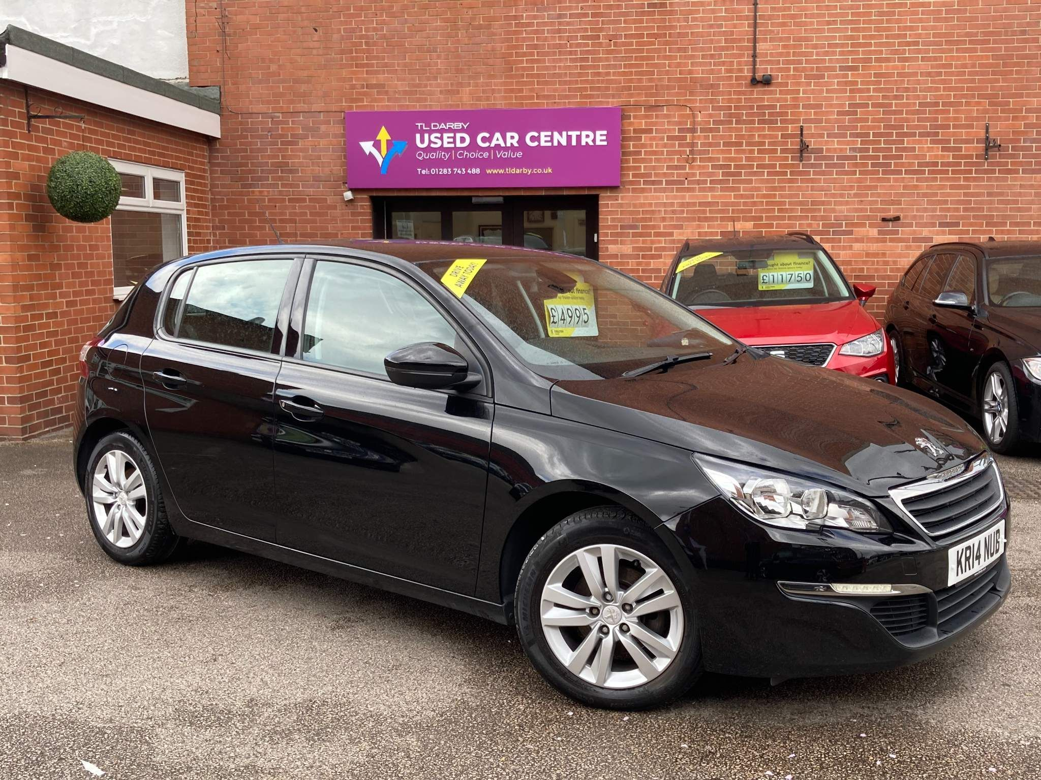 Peugeot 308 1.6 e-HDi Active (s/s) 5dr