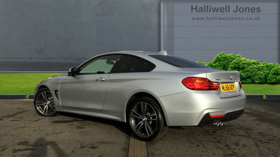 Image 2 - BMW 435d xDrive M Sport Coupe (ML66UCP)