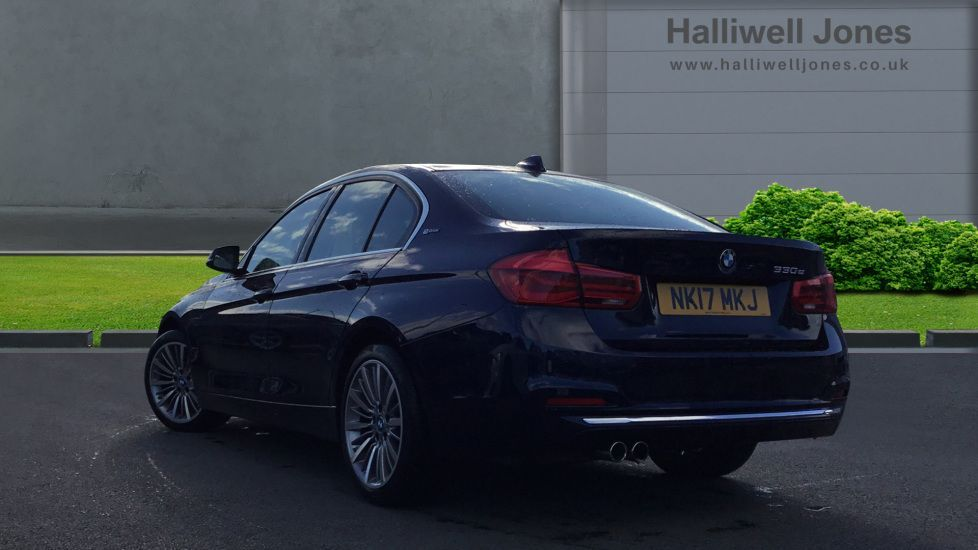 Image 2 - BMW 330e Luxury Saloon (NK17MKJ)