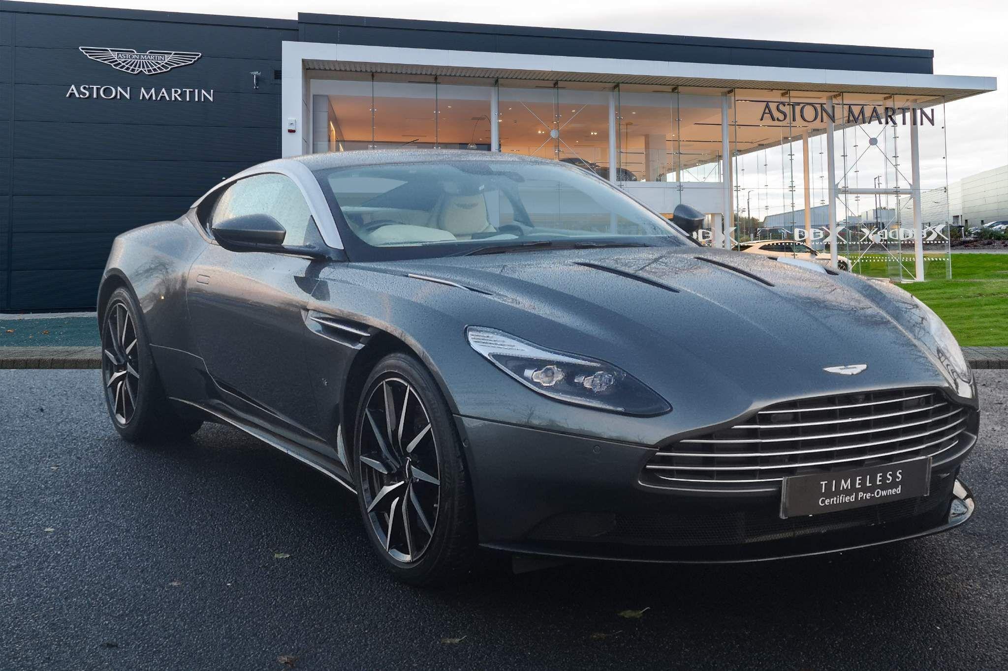Aston Martin Db11 Finance Deals Autotrader Uk