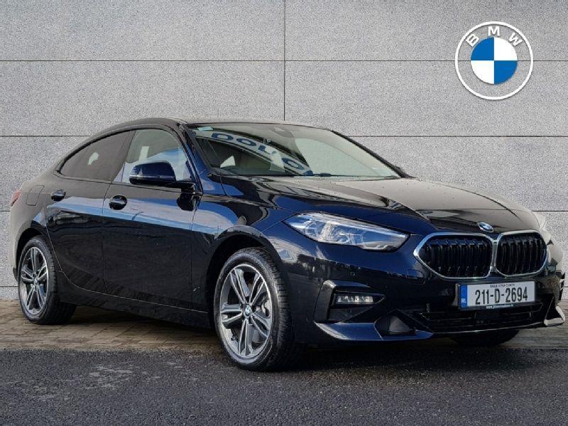BMW 2 Series 220d Gran Coup Sport From €99 Per week