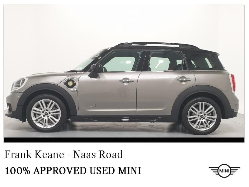 Used MINI Countryman Countryman Cooper S E Exclusive (2020 (201))