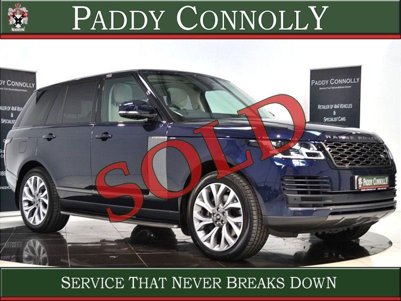 Land Rover Range Rover *5 Seat N1 Bus.Class* P400e