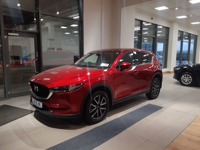 Mazda CX-5 4WD 2.2D (175PS) PLATINUM AUTO