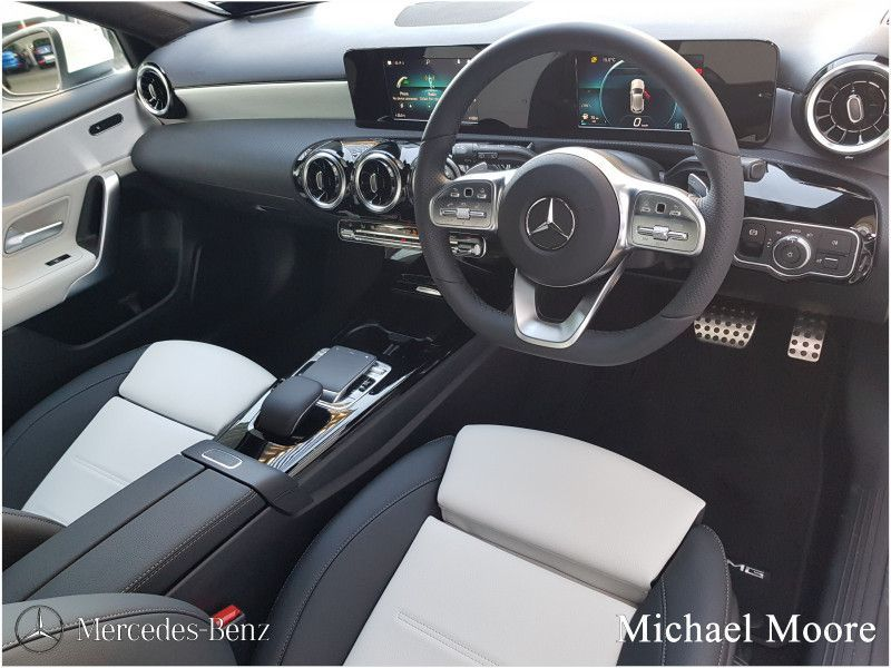 Used Mercedes-Benz A-Class A180d AMG LINE AUTO (2020 (201))