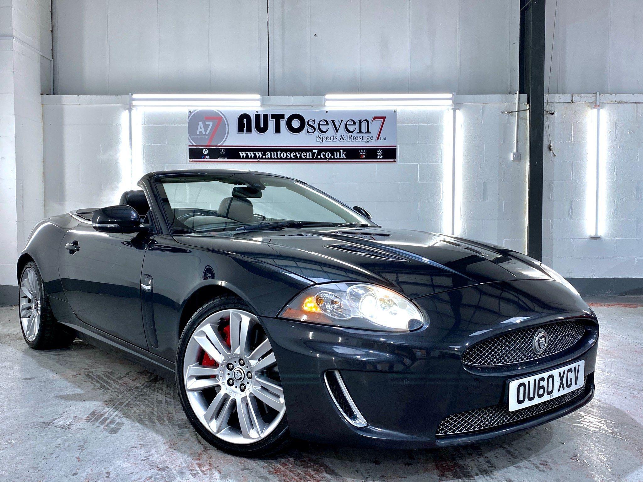 2010 Jaguar Xkr Used Cars For Sale Autotrader Uk