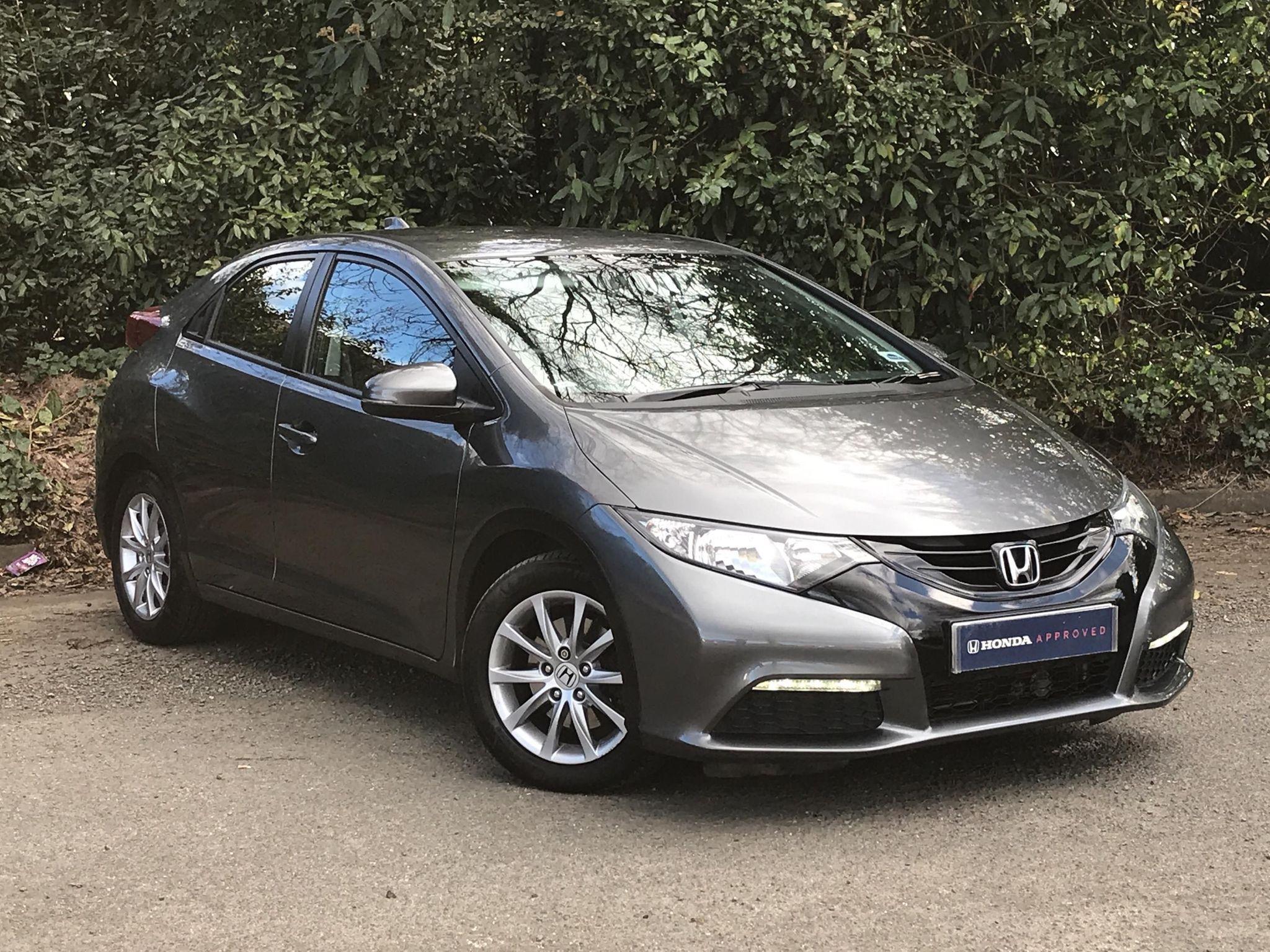 Honda Civic 1.8 i-VTEC S 5dr (DAB/Premium Audio/Bluetooth)