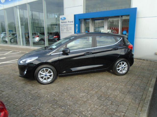 Ford Fiesta 1.0 TITANIUM ECOB 100PS *SCRAPPAGE AVAILABLE*