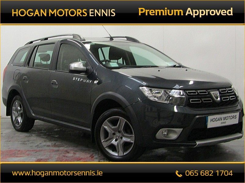 Used Dacia Logan MCV STEPWAY SIGNATURE (2017 (172))