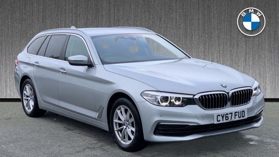 Image 1 - BMW 520d xDrive SE Touring (CY67FUD)