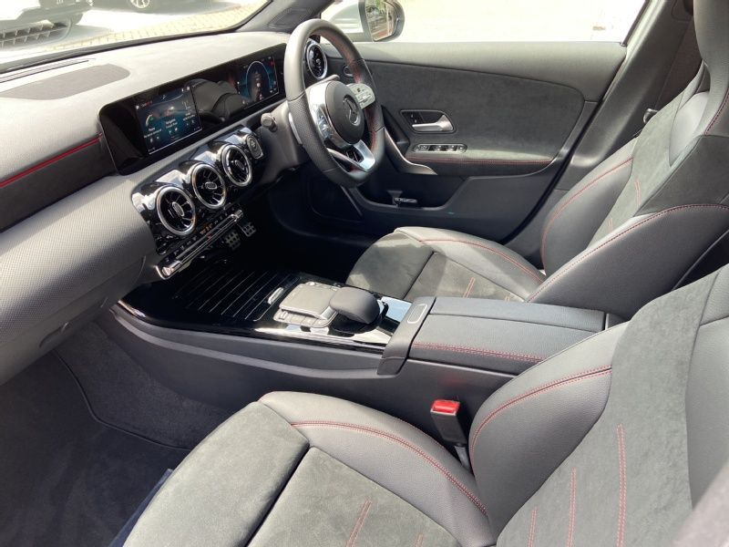 Used Mercedes-Benz A-Class 250e Plug-In Hybrid AMG-Line (2021 (211))