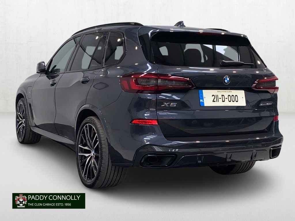 Used BMW X5 211D 45e *5 Seat N1 Bus.Class* (2021 (211))