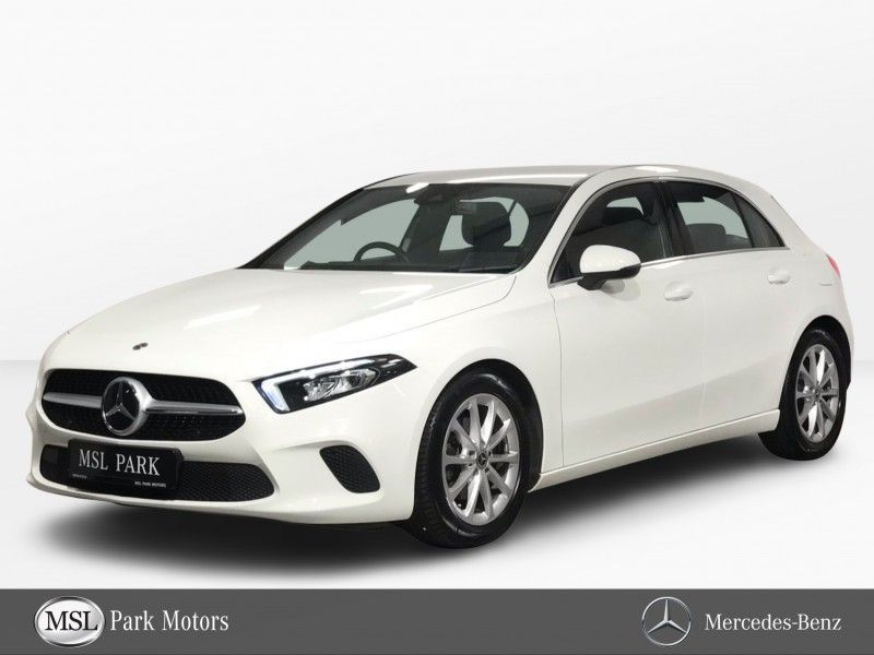 Mercedes-Benz A-Class 180 Sport Automatic - 17 Inch Alloys - Reversing Camera - Satellite Navigation - Climate Control - Cruise Control - Auto Lights & Wipers
