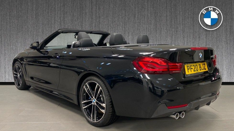 Image 2 - BMW 430d M Sport Convertible (PF20BJZ)