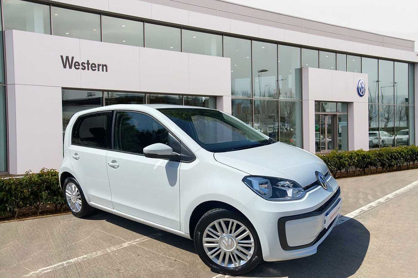 Volkswagen Up 2016 1.0 60PS Move up! 5Dr