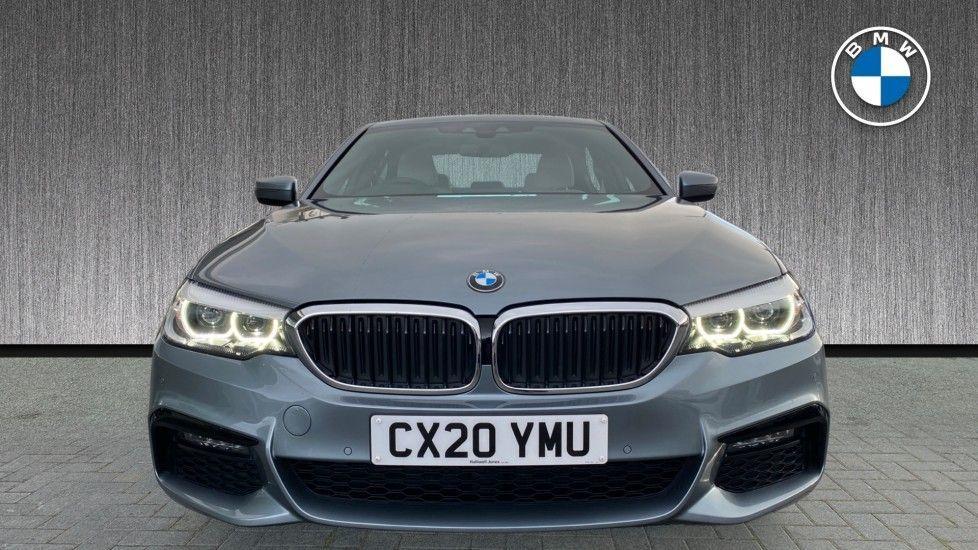 Image 16 - BMW 530d M Sport Saloon (CX20YMU)