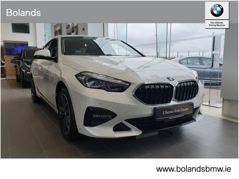 BMW 2 Series 218i Spt BMW Select From €72 Per Week