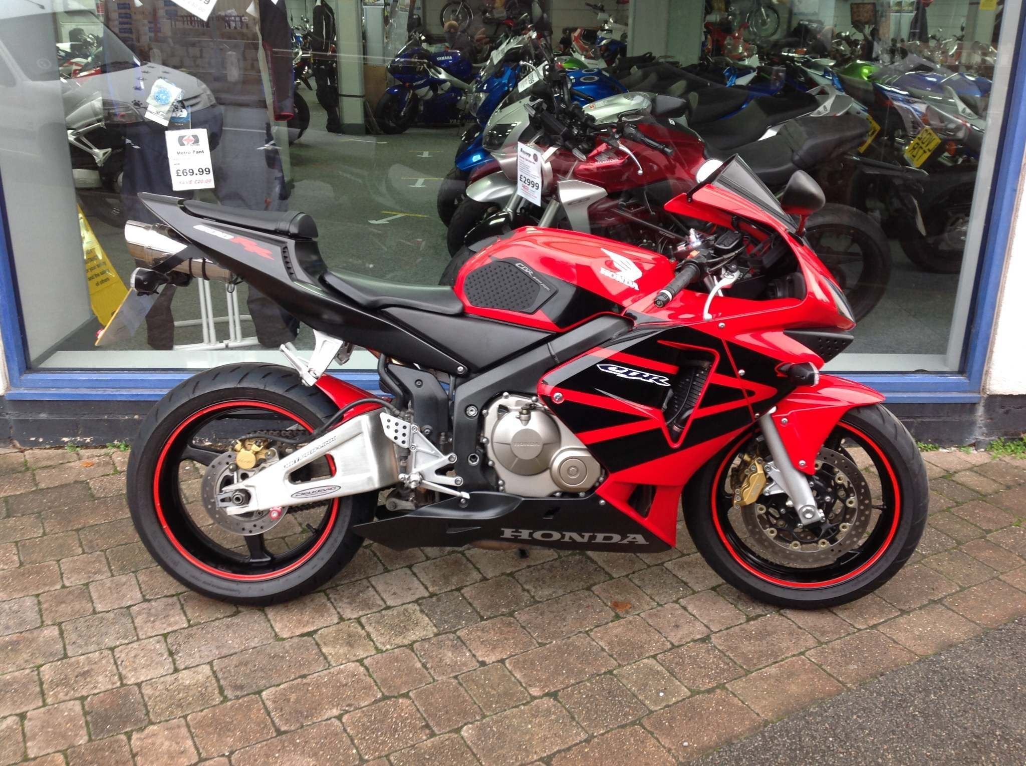 Honda CBR600RR 600RR