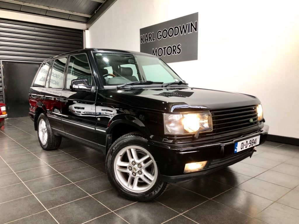 Land Rover Range Rover 4.6 Vogue P38 Automatic 4WD (215bhp)