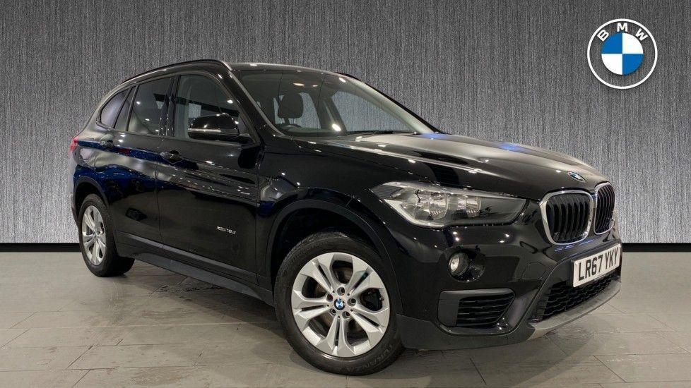 Image 1 - BMW xDrive18d SE (LR67YKY)