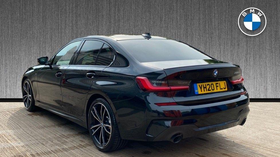 Image 2 - BMW 320i M Sport Saloon (YH20FLJ)