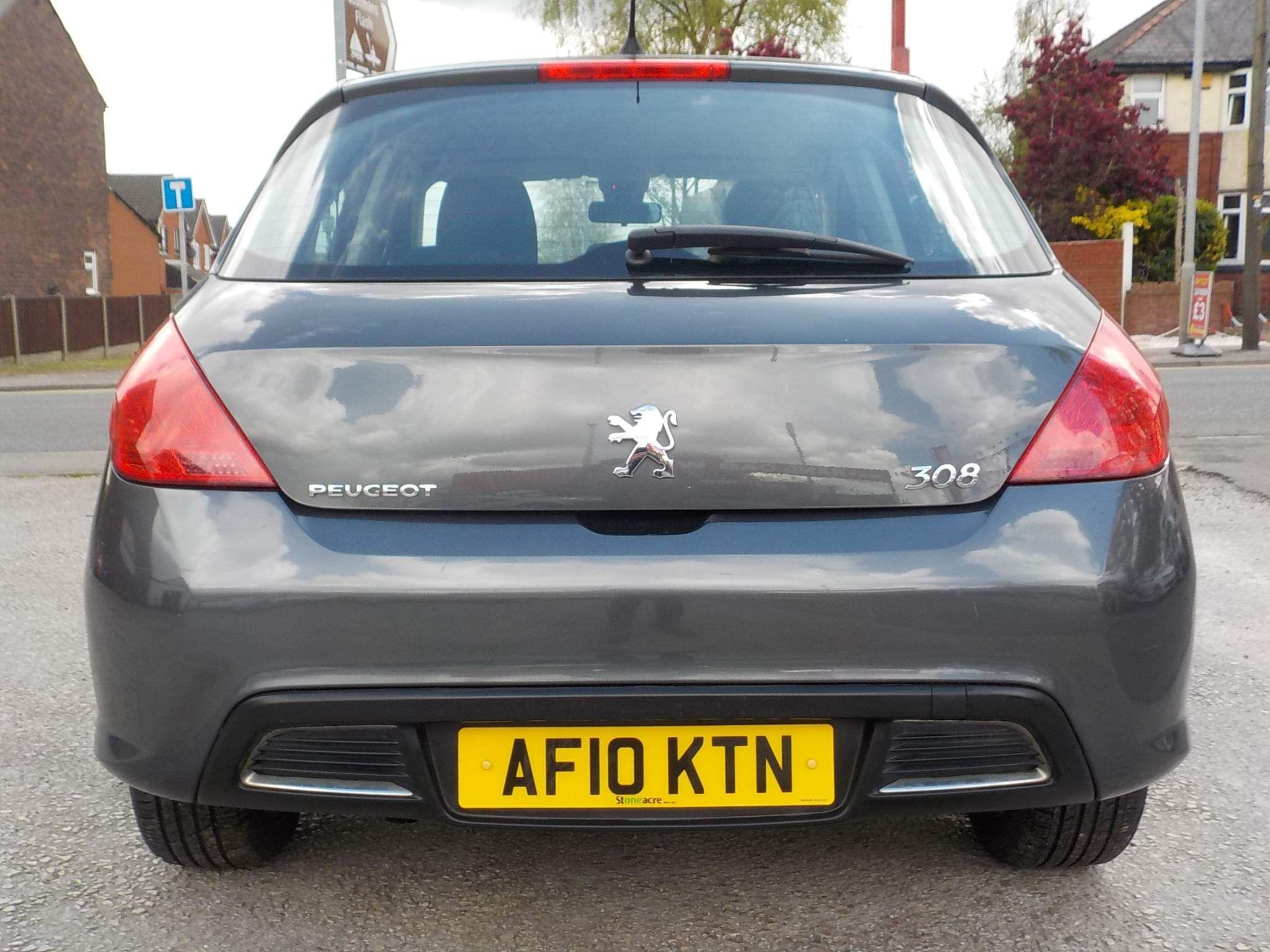 Peugeot 308 1.6 HDi FAP Sport 5dr